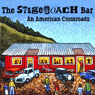 The Stagecoach Bar DVD