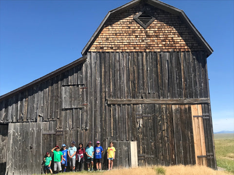 Summer Camp Aug 16-20: Jackson Hole Staycation - Journey through Time!