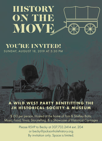 History on the Move Party!