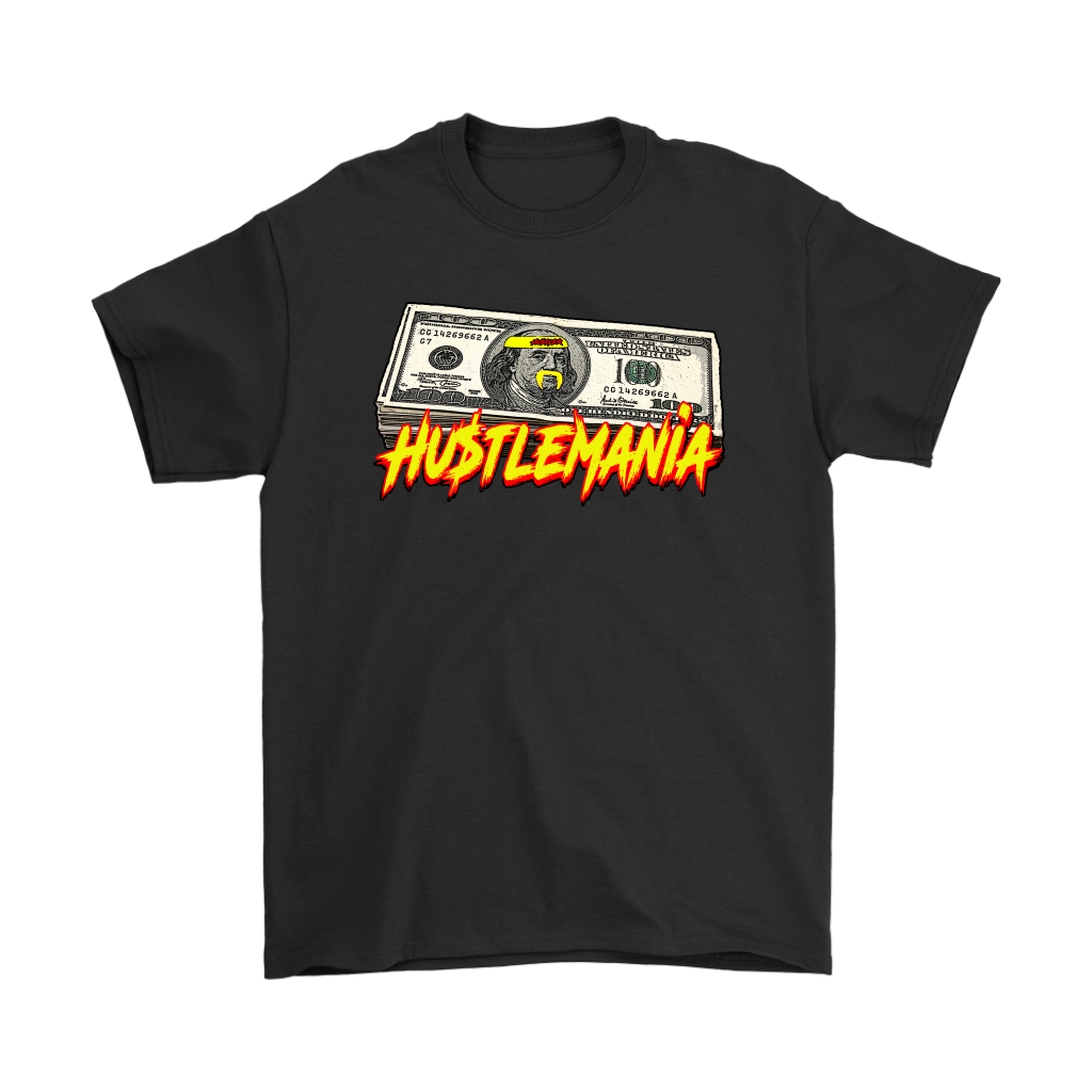 Hustlemania $tacks Tee