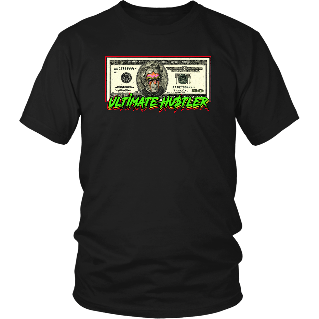 The Ultimate Hustler Unisex Tee