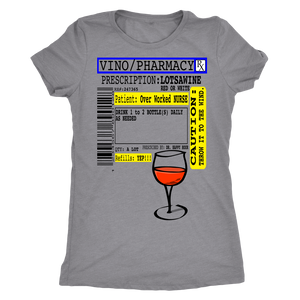 "Wine Pharmacy ""Nurse"""
