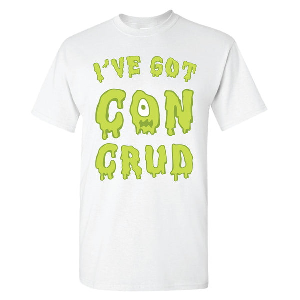 Con Crud T-shirt & Game - Analog Gamer