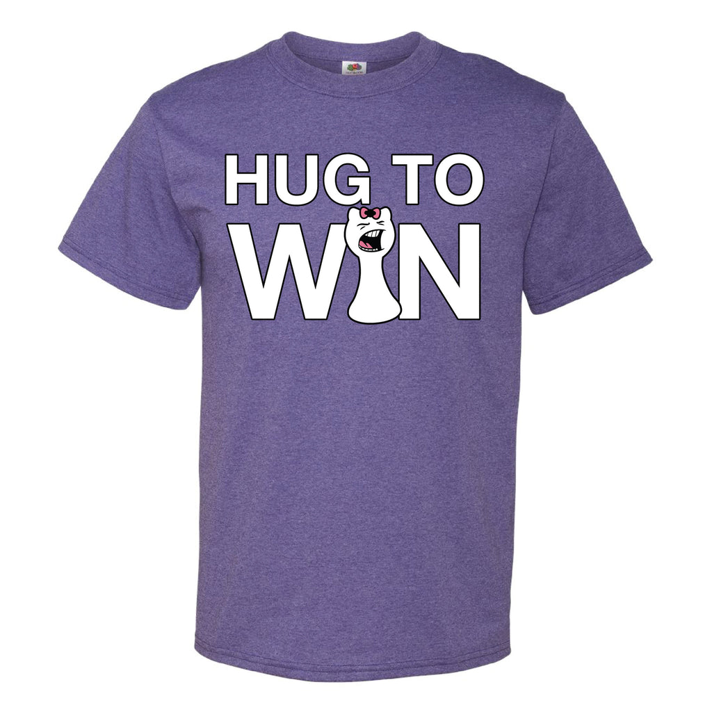HUG TO WIN! (LIMITED STOCK) - Analog Gamer