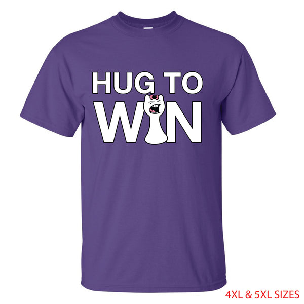 HUG TO WIN! (PRE-ORDER) - Analog Gamer