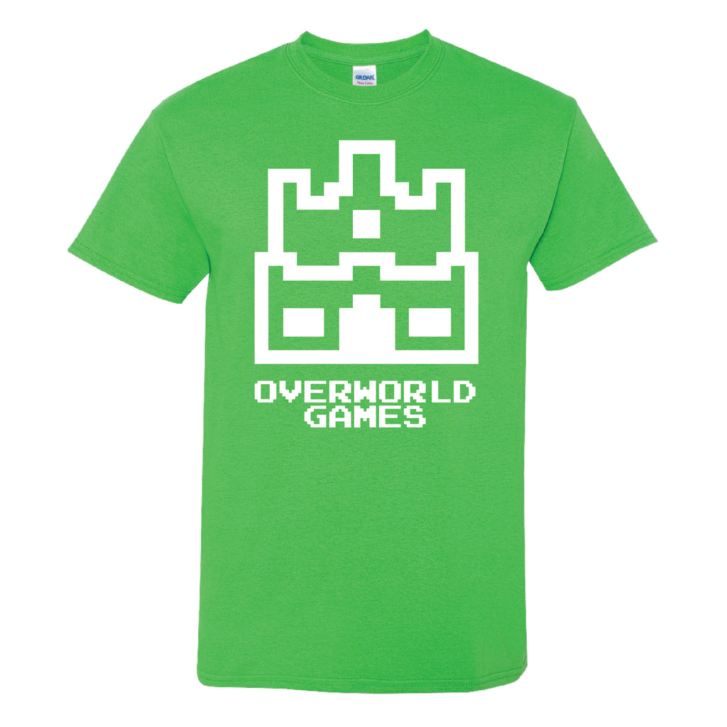 Overworld Games Logo - Analog Gamer