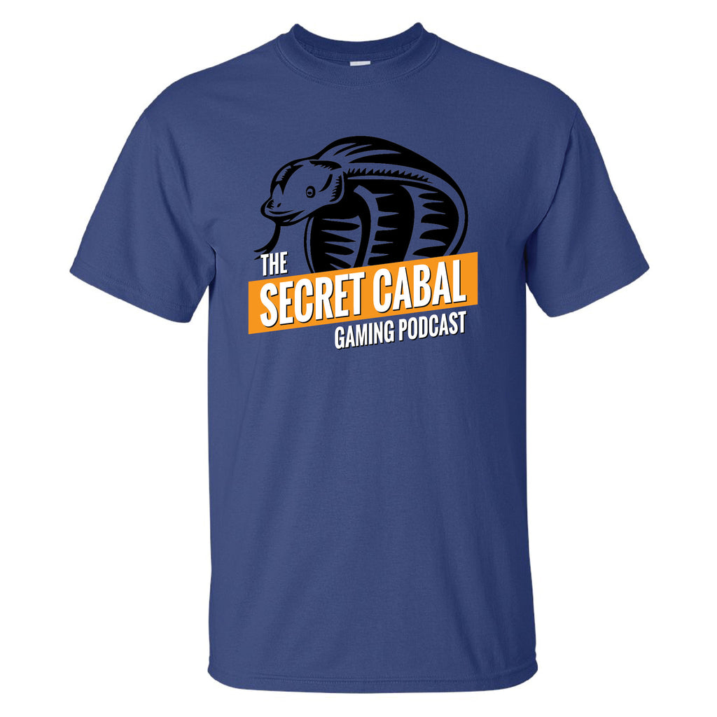 The Secret Cabal Logo - Analog Gamer