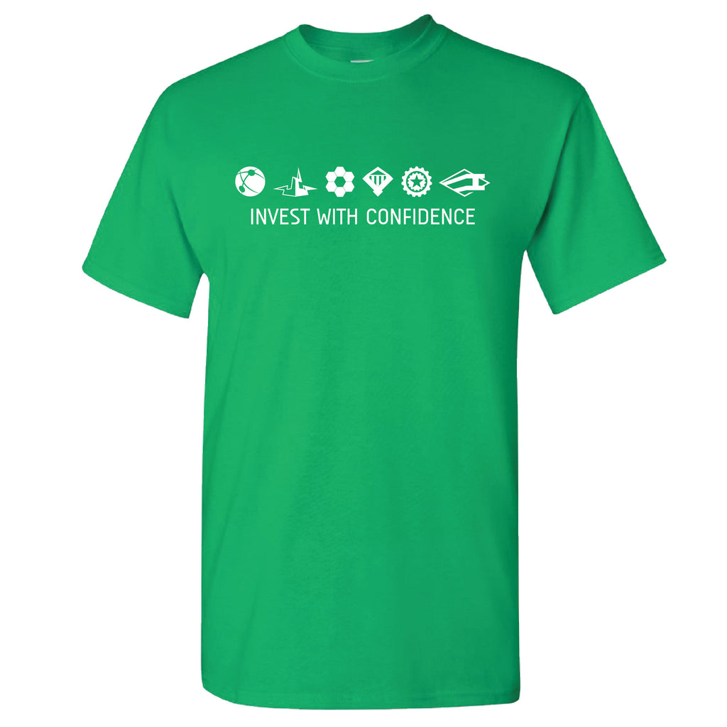 Stockpile - Invest With Confidence (Green) - Analog Gamer