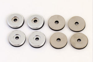CHROME BASE WASHER KIT