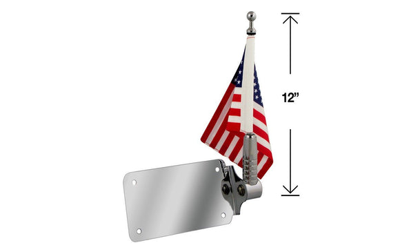 P/N 2026-1 Billet Flag Pole for 6