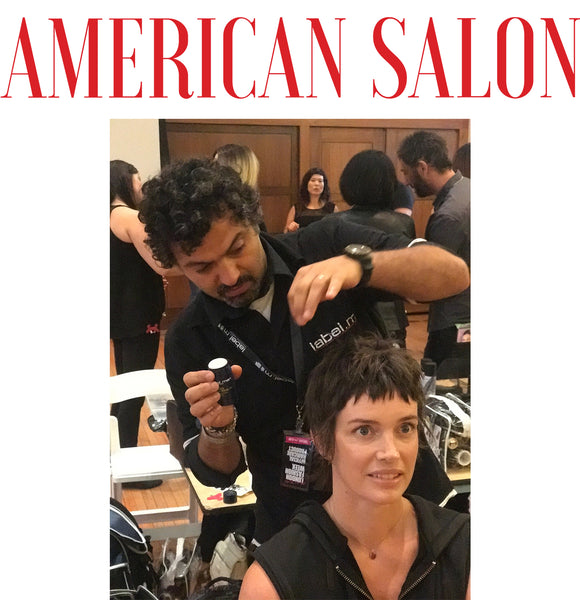 American Salon Gives How-To From Músed SS18 NYFW Show