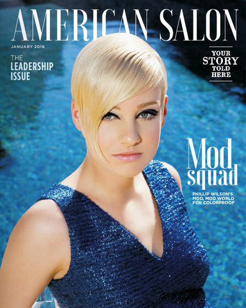 Label.m Diamond Dust Body Lotion Featured in American Salon