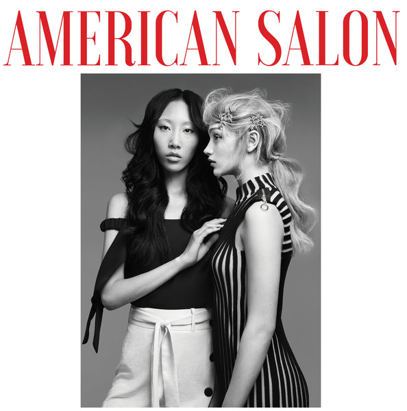 American Salon Features Label.m's Latest Collection