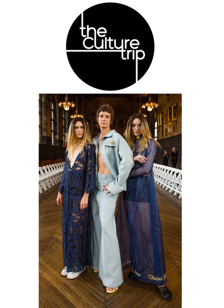 The CultureTrip Covers NYFW Músed SS18 Show Featuring Matthew Curtis for label.m