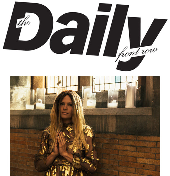 Daily Front Row Features Lindsay Jones, Designer of Músed Brand