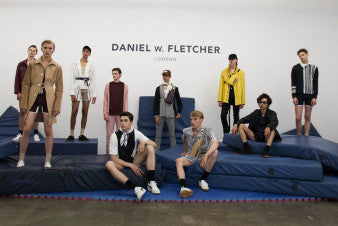 Day 2 - London Collections: Men's SS18 Daniel Fletcher
