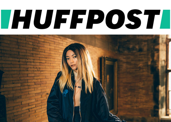 Huffington Post Gives Insight Into Fashion Week With Músed Designer, Lindsay Jones