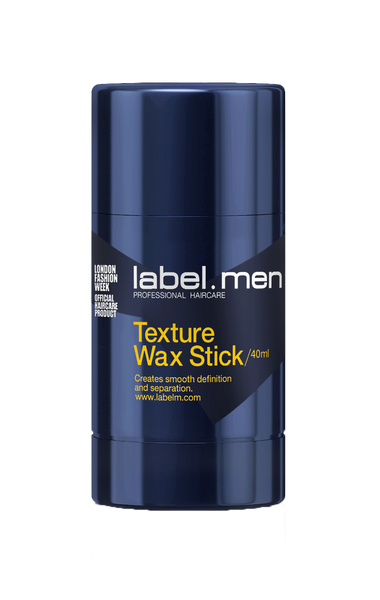 NEW! label.men Texture Wax Stick Announced on Behindthechair.com