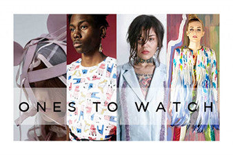 Day 1 - London Fashion Week AW17 Ones to Watch
