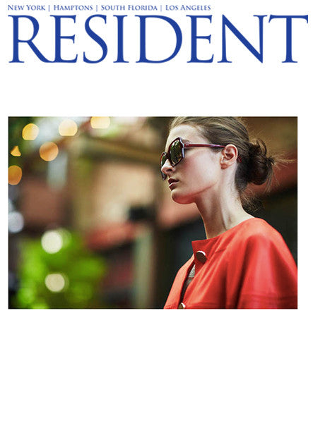 label.m Holiday Hair Looks By Richard Mannah featured in Resident NYC