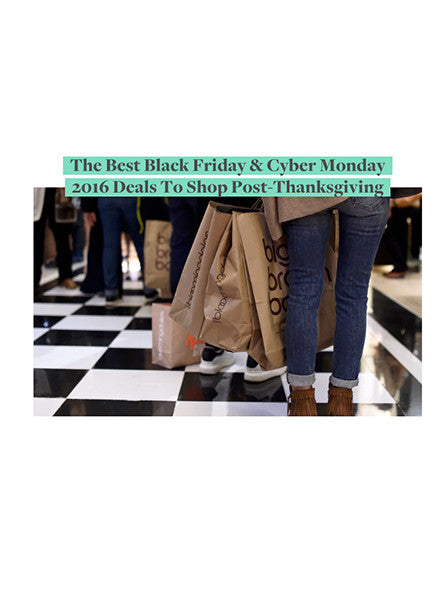 Bustle Features Label.m and Label.men as The Best Black Friday & Cyber Monday 2016 Deals