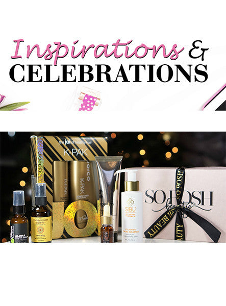 Inspirations and Celebrations names Diamond Dust Collection an Incredible Holiday Gift Idea for Beauty Lovers