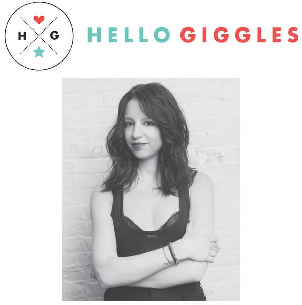 HelloGiggles Solves Greasy Hair Woes with Celebrity Stylist Netty Jordan