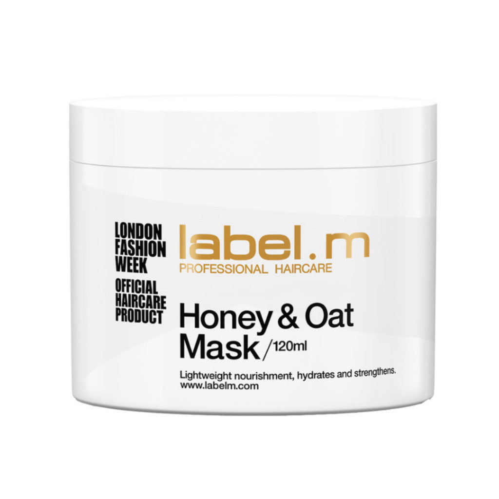 NEW label.m Honey & Oat Mask