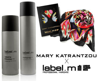 Mary Katrantzou Scarf Free Gift With Purchase