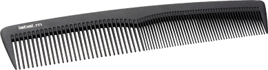 Carbon Antistatic Detangling Comb