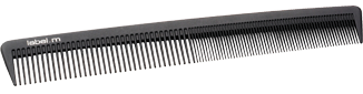 Carbon Antistatic Tail End Comb