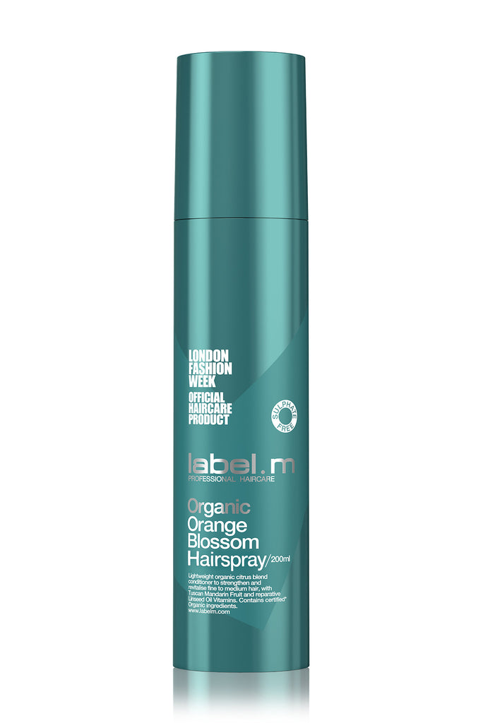 label.m Organic Orange Blossom Hairspray