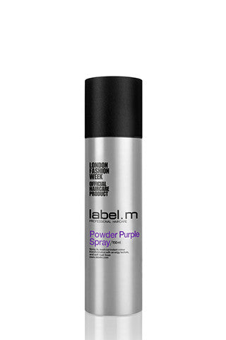POWDER PURPLE SPRAY 150ML Hair coloring product by labelm