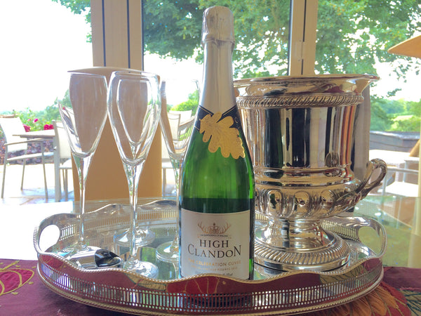 High Clandon - Celebration Cuvée Special Reserve Vintage 2010 Brut - Subject to Availability - Case of 6 - PremiumEnglishWines