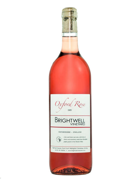 Brightwell Vineyard - Oxford Rose - Case of 6
