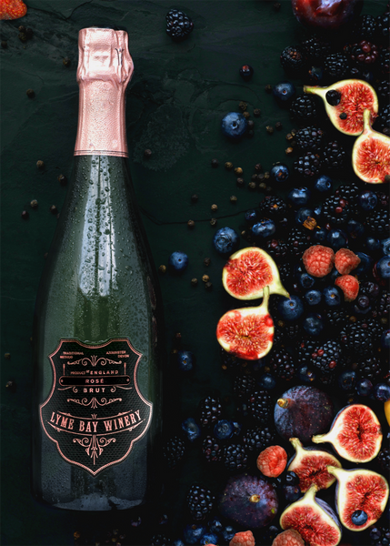Lyme Bay - Sparkling Rosé - Case of 6