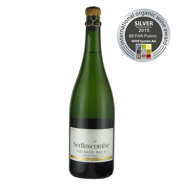 Sedlescombe Organic Vineyard - Premier Brut 2013 - Case of 6