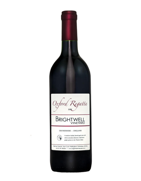 Brightwell Vineyard - Oxford Regatta - Case of 6 - PremiumEnglishWines