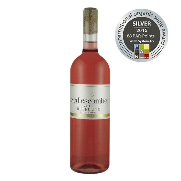 Sedlescombe Organic Vineyard - Rubellite 2014 - Case of 6