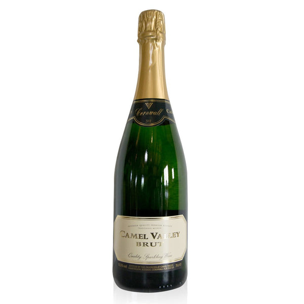 Camel Valley - 'Cornwall' Brut 2013 - Case of 6 - PremiumEnglishWines