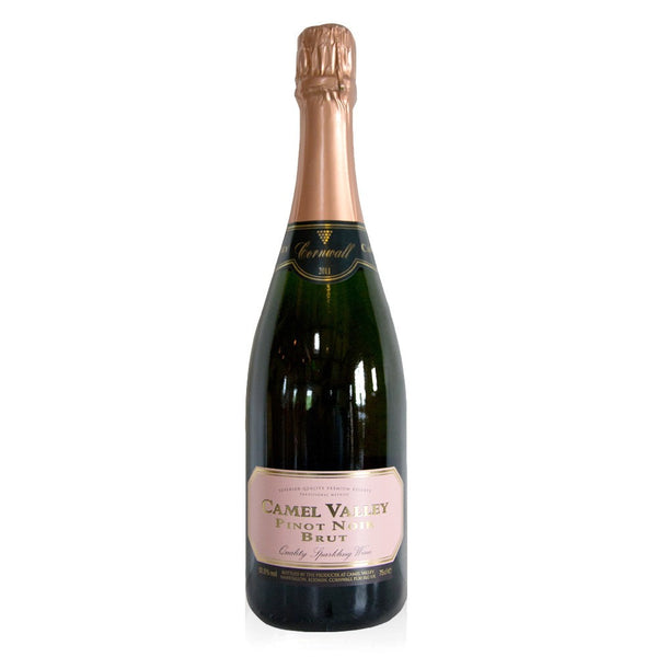Camel Valley - Pinot Noir Rose Brut 2014 - Case of 12 - PremiumEnglishWines