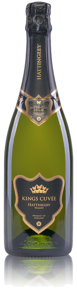 Hattingley Valley - Kings Cuvée 2013 - Case of 6 - PremiumEnglishWines