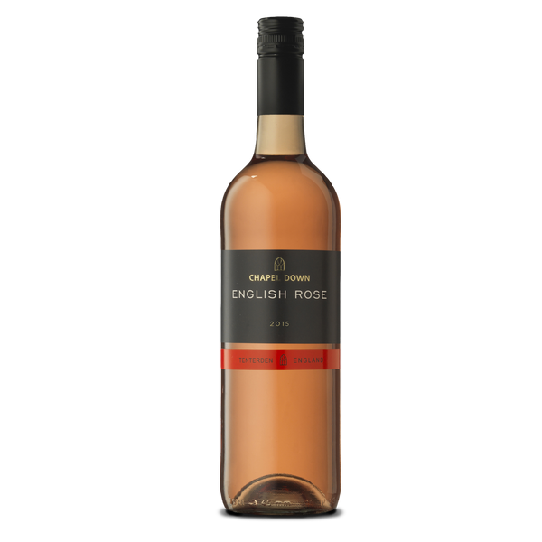 Chapel Down -  English Rose 2015 - Case of 6 - PremiumEnglishWines
