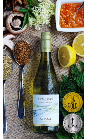 Lyme Bay - Sandbar - Case of 6 - PremiumEnglishWines
