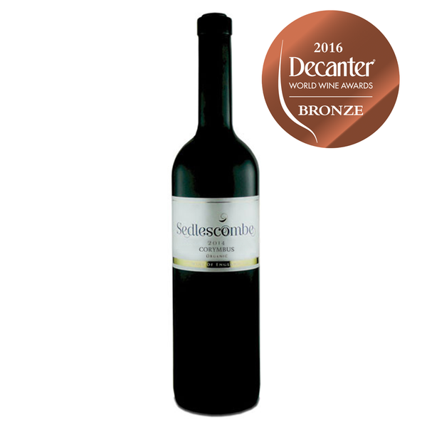 Sedlescombe Organic Vineyard - Corymbus 2014 - Case of 6 - PremiumEnglishWines