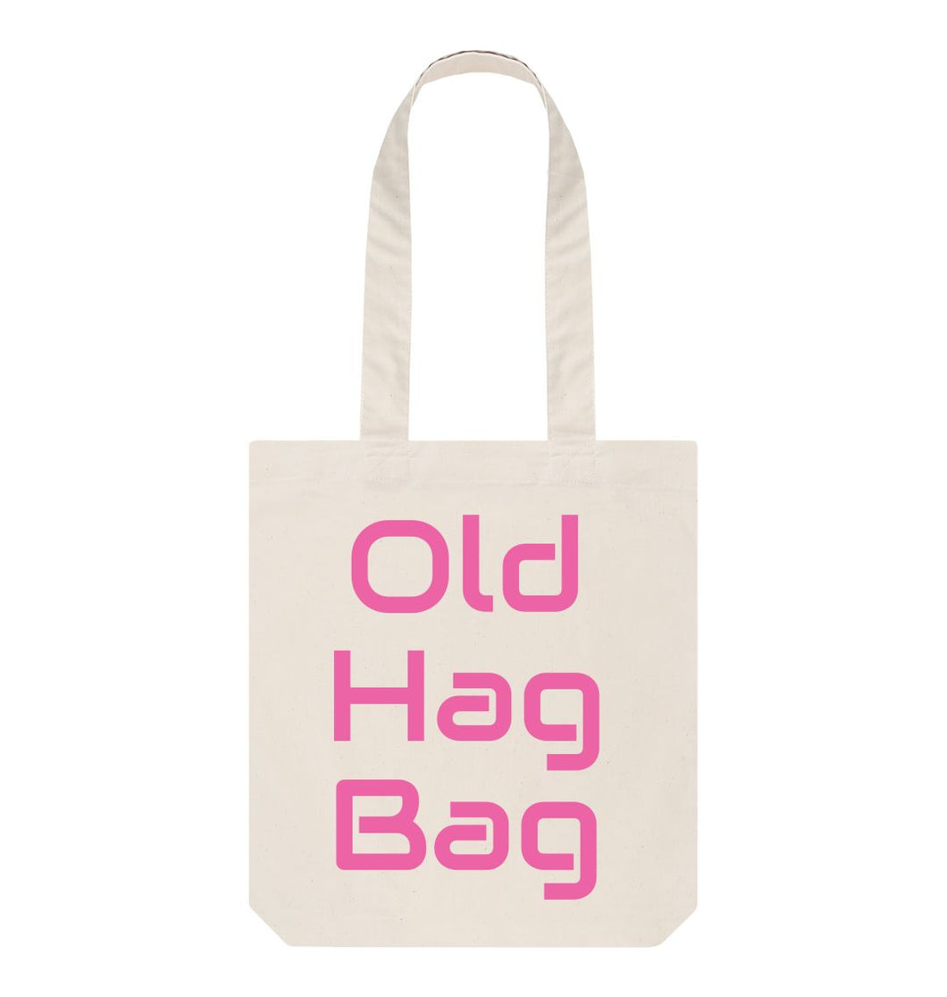 Natural Old Hag Bag