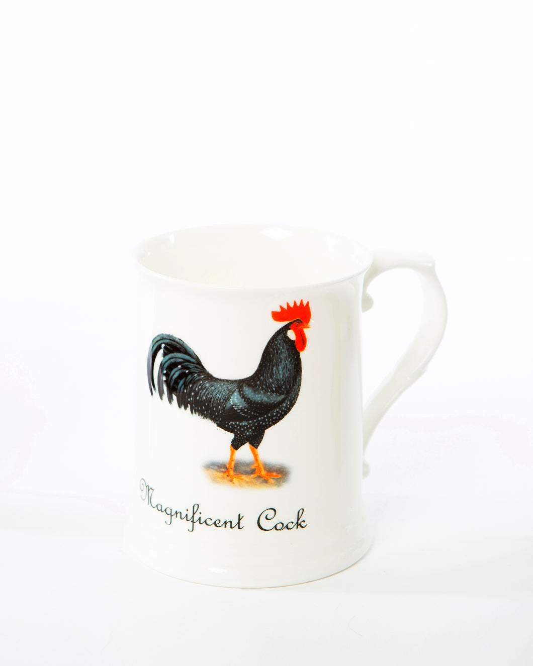 'Magnificent Cock' Tankard