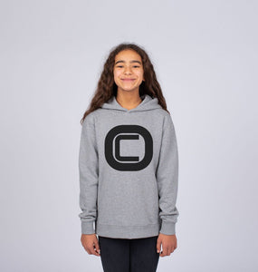 Kids Outlandish Creations Logo Hoodie