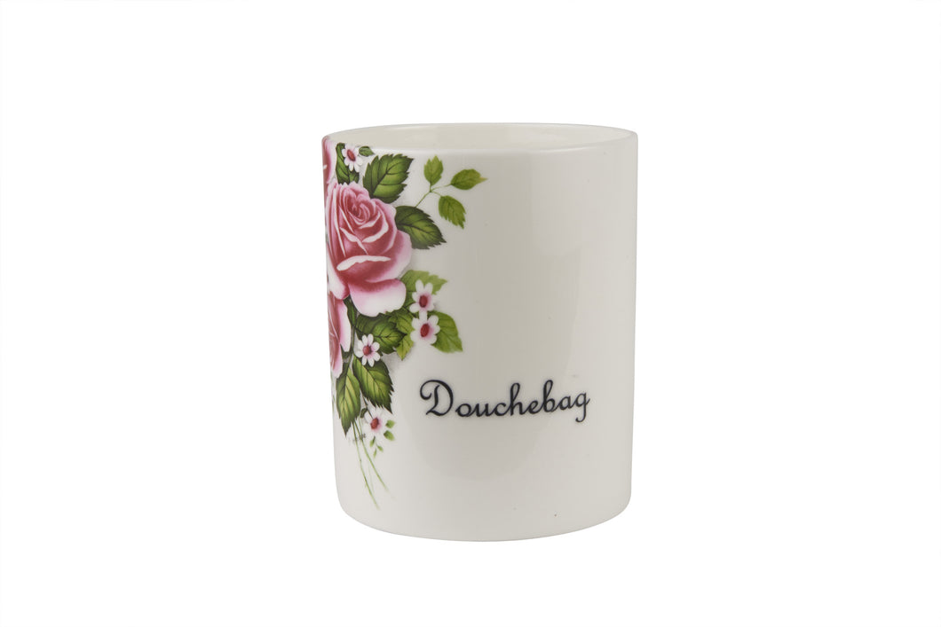 Douchebag Mug - pink