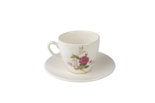 My Lover Tea Cup & Saucer
